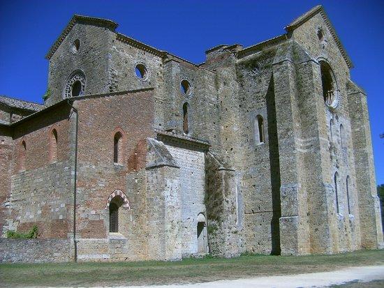 Chiusdino, Italië: Abbazia