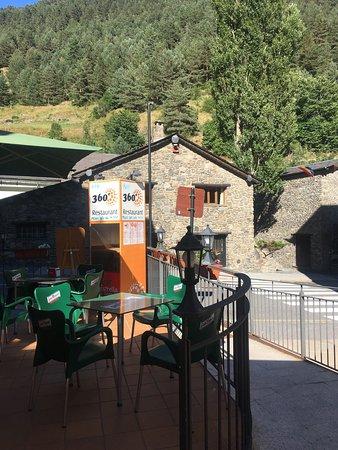 Restaurant 360º Arinsal