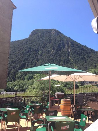Arinsal, Andorra: Mountain View