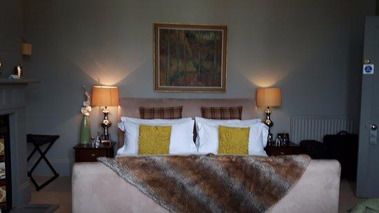 Helensburgh, UK: The Heron bedroom