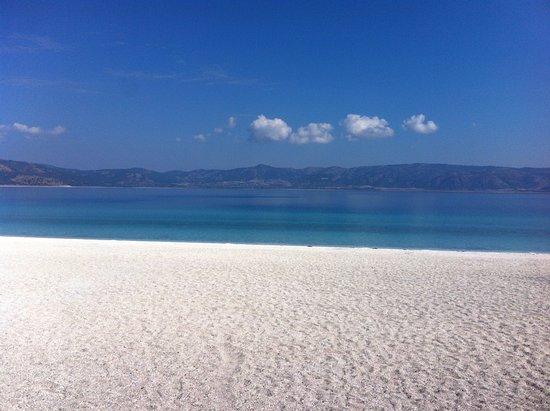 Salda Gölü Tabiat Parkının Plajı Picture Of Salda Golu Burdur