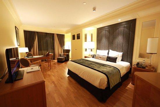 Hotel Kamp: comfy room