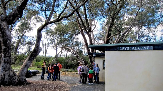 Crystal Cave at Yanchep National Park