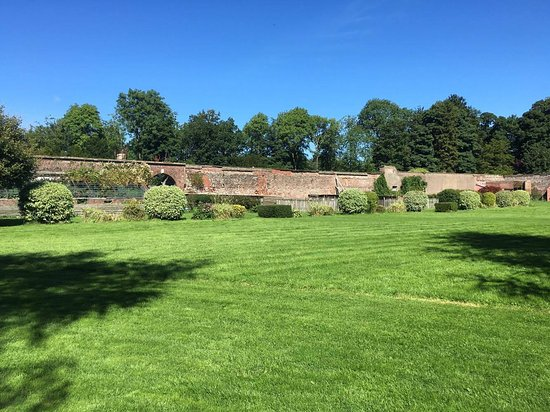 Penrith, UK: Just one part of the grounds