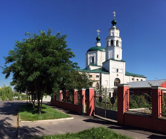 Nizhniy Trinity Church