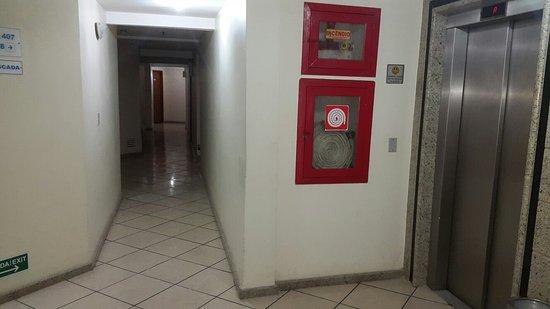 Imbetiba Palace Hotel: 20160830_065150_large.jpg