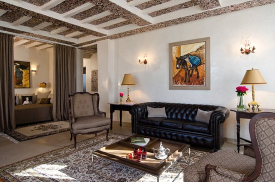 Tigmiza - Suites & Pavillons: VILLA
