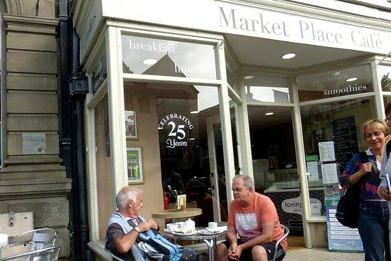 Market Place Cafe Bild
