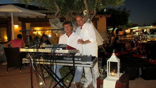 Ottiolu, Italia: PIANO BAR - MR DADO