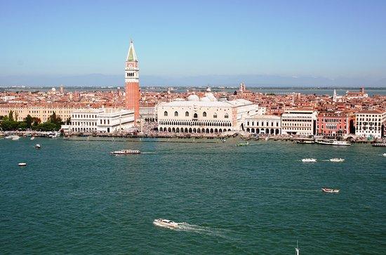 San Giorgio Maggiore: Venice from San Giorgio campanile