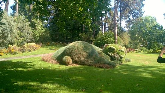 Le Dormanron - Claude Ponti - Bild von Jardin des Plantes, Nantes ...