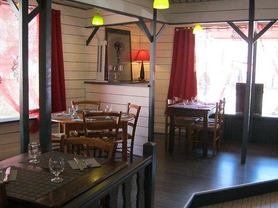 Pluvigner, Frankrig: salle de restaurant
