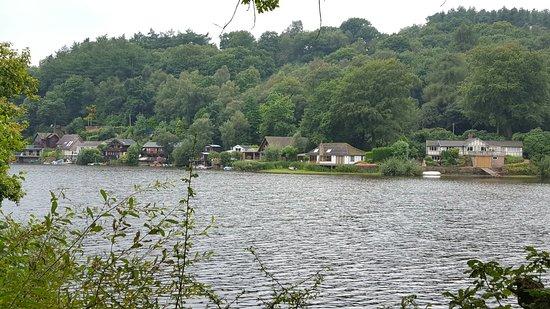 Hotels Near Rudyard Lake