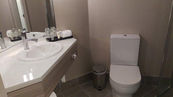 Mackay, Australien: Bathroom