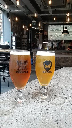 BrewDog Birmingham: Punk IPA