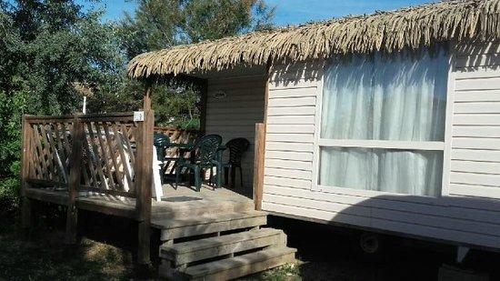 Mobil home sunshine top presta photo de camping domaine - 2400 chemin des vignes 11210 port la nouvelle ...