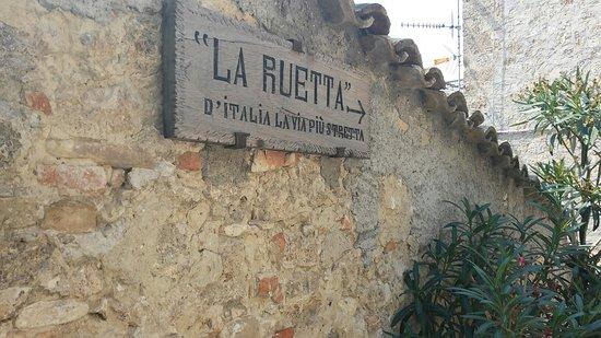 Civitella del Tronto, Italien: 20160830_120346_large.jpg