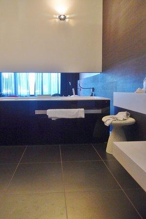 Offenes Bad Freistehende Badewanne Picture Of Carbon Hotel