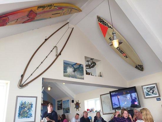 Cute Beach-side Café in the heart of Rhosneigr
