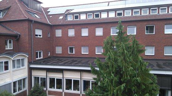 Unser Haus Bild von Hotel Haus vom Guten Hirten Münster