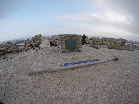 Cape Agulhas, Sudáfrica: TARGA