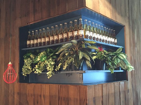 Barburrito Queen St: Wall Feature