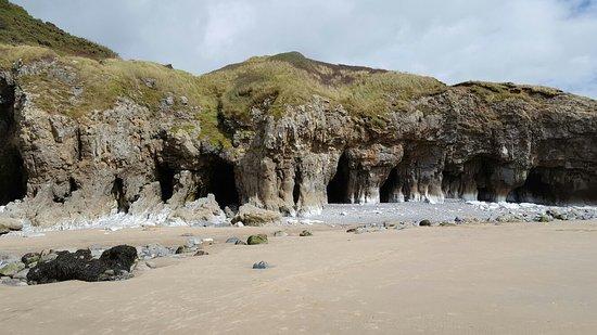 Pendine Sands.