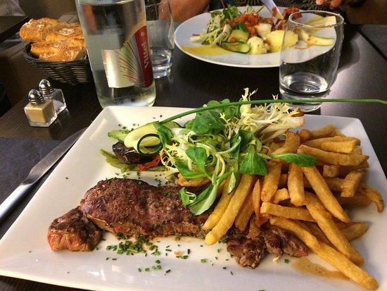 Restaurant le stenway dans quimper avec cuisine fran aise for Cuisine quimper