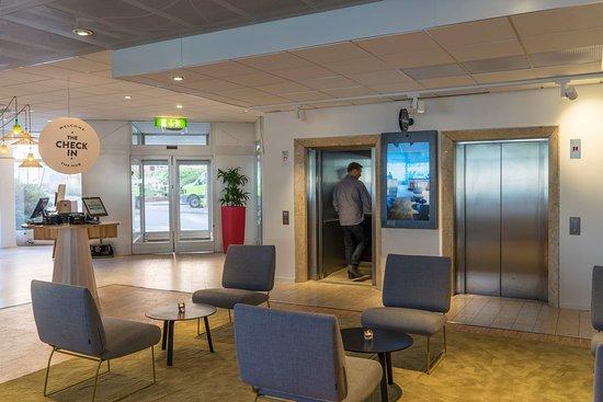 Kista, Szwecja: The Hub Lobby