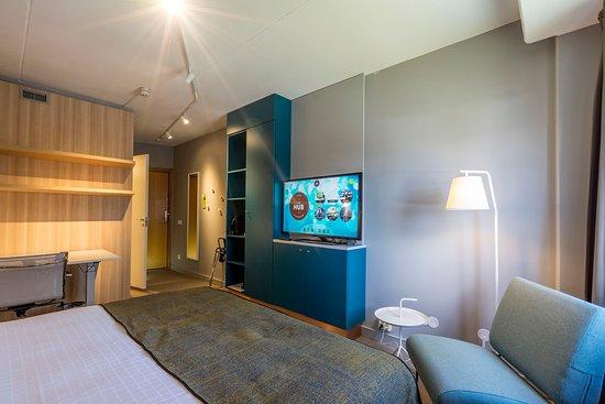 Kista, Szwecja: The Hub Office Room