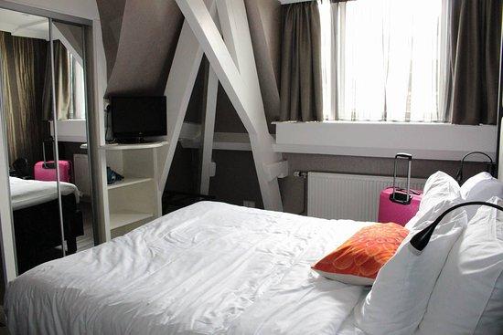 Hotel Sint Nicolaas: zdjęcie od strony drzwi do pokoju