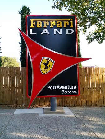 ferrari land ouverture 2017 photo de portaventura salou tripadvisor. Black Bedroom Furniture Sets. Home Design Ideas