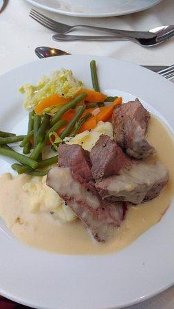 Away2dine: Lamb steaks