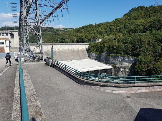 Barrage De Genissiat