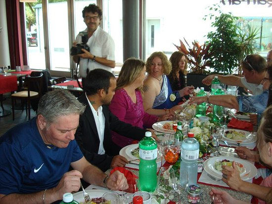 Party at Safran Solothurn