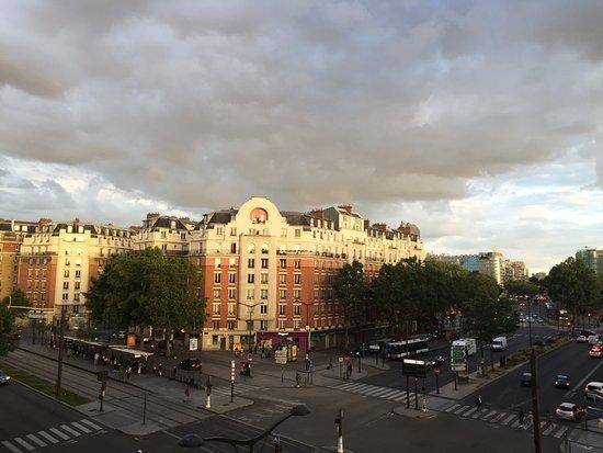 Hotel Acropole Picture Of Hotel Acropole Paris