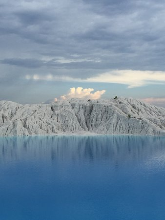 Pangkal Pinang, Indonesië: Kaolin Lake