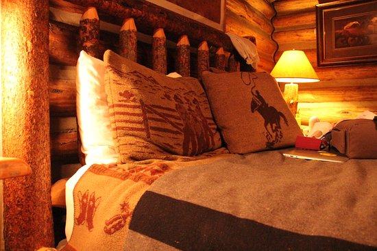 Gallatin Gateway, Μοντάνα: my lovely bed
