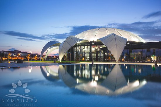 ออราเดีย, โรมาเนีย: Aquapark Nymphaea Oradea