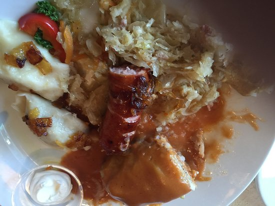 Anna's Polish Restaurant: Polish Platter