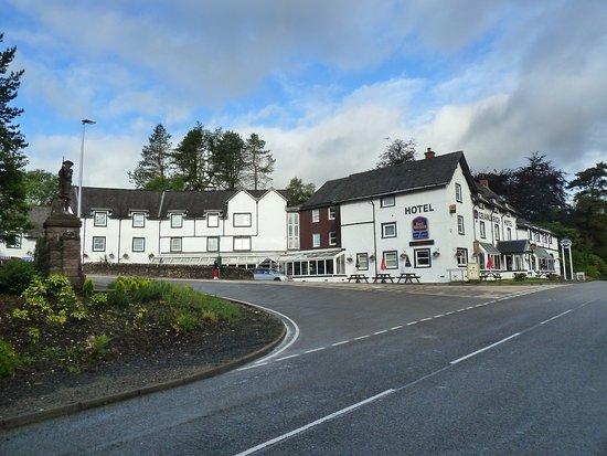 Best Western The Crianlarich Hotel, Crianlarich