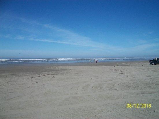 Ocean Shores, WA: The Beautiful Pacific Ocean!