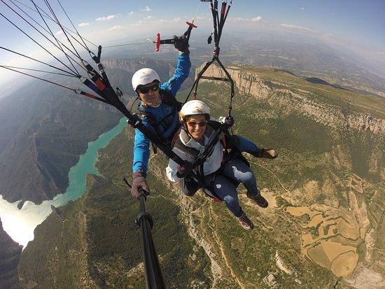 Ager, Spagna: Preciosa experiencia. No os lo perdais!!!!