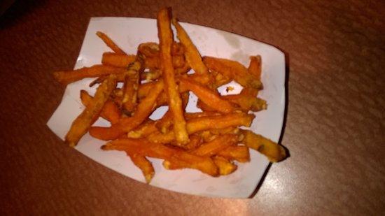 Montrose, CO: Sweet Potato Fries