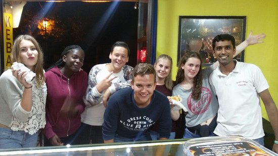 Kebab di cannobio: Our Freinds