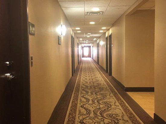 McAlester, Οκλαχόμα: Hallway