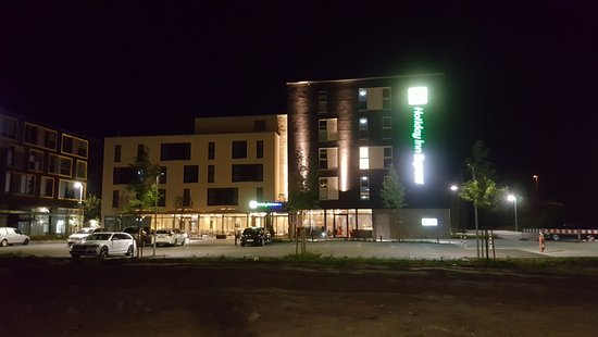 Holiday Inn Express Karlsruhe - City Park