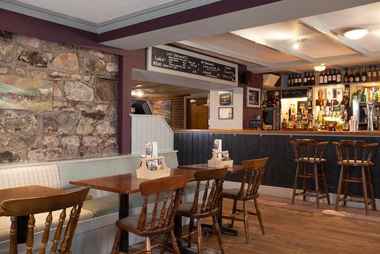 The Craster Arms Restaurant: Restaurant