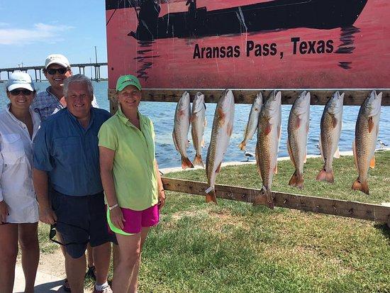 Aransas Pass, TX: Family Fun