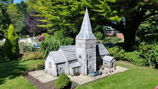 Blackpool Model Village & Gardens